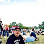 The only Motorhead T-Shirt in Glastonbury