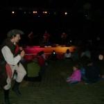 There be a pirate a dancin arrrgh!