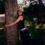 Actual tree-huggin...