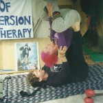 Bit of 'Inversion Therapy' ;)