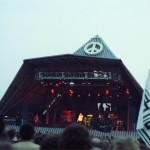 Marillion On The Pyramid Stage Friday 17th June 1983.