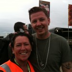 The amazing 'Professor Green' and the Oxfam Tea-lady