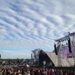 Pyramid and sky