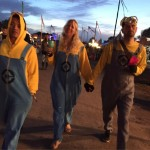 Minions on the Move