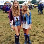 My  Glastonbury girls