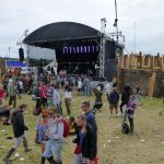 The Gully stage