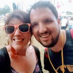 A marriage made at Glastonbury