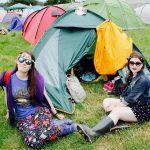 Bushy Ground tents