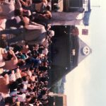 The old pyramids stage 1984