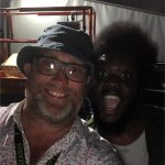 Backstage with Mr Kiwanuka 2019