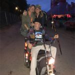 Event Mobility made Glasto possible - access@glasto rocks!