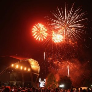 Photos from our 2019 Glastonbury Abbey Extravaganza