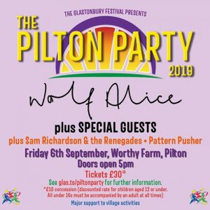 2019 Pilton Party tickets on sale now