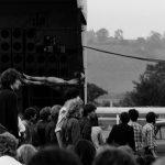 Naked on the speaker stack '81