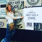 Sequins and signs