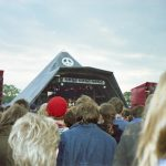 Robert Cray, Pyramid Stage, no flags!