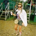 Welcome to your 1st Glasto, my I introduce you to your new friend, the mud