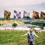 Just a girl from Goorambat, Australia, who came to Glastonbury for the first time and was never the same again.