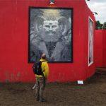 Dan Hillier poster, Shangri-la