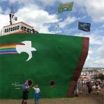 Greenpeace Ship