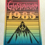 1985 Glastonbury CND