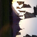 Sunrise over Glasto