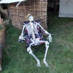 One of our Skeleton Crew caught taking it easy in 2017